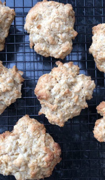 Flapjack Biscuits